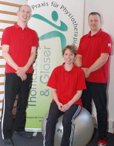 Peter, Steffi und Markus